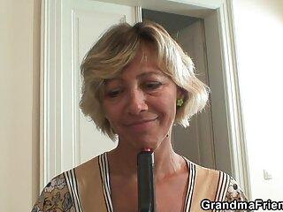 Coroa anziana porno Bucetuda continua a ricevere cose
